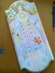 The Fairy Thermometer