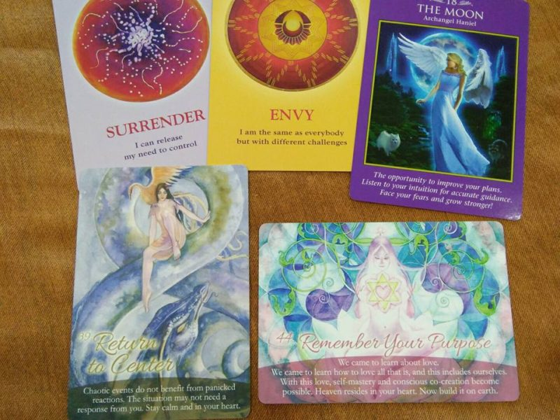 The Self-Love Oracle Forecast – November 7th – 13th, 2016: Strength is Within