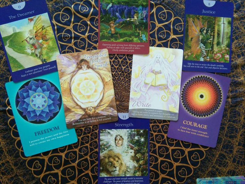 The Self-Love Oracle Forecast: November 28th – December 4th, 2016: Go Forth & Prosper