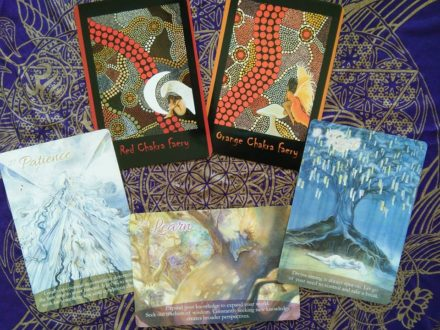 The Self-Love Oracle Forecast: December 5th – 11th, 2016: Courtship & Collaboration