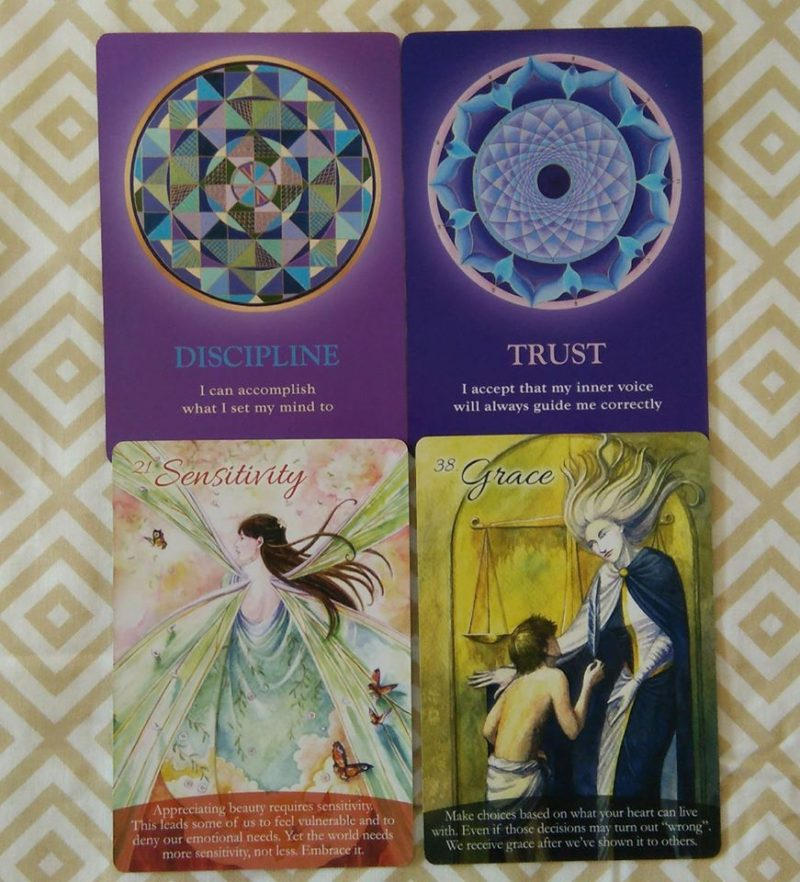 The Self-Love Oracle Forecast: January 23rd-29th, 2017: Strength in Sensitivity