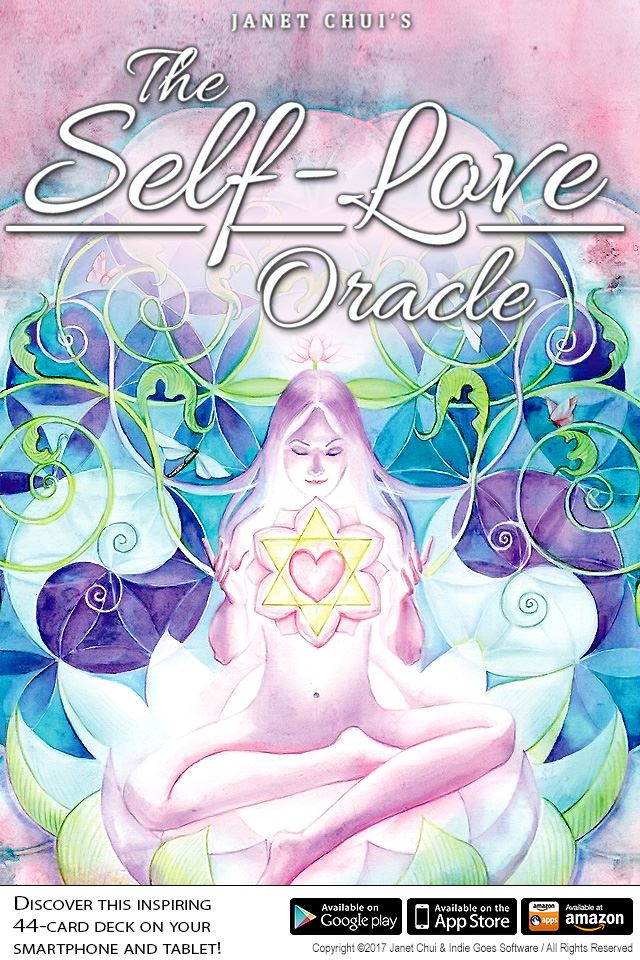 Self-Love Oracle app iphone android amazon