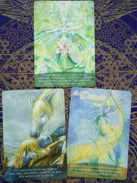 The Self-Love Oracle Forecast: February 6th-12th, 2017: Reconnect with Self