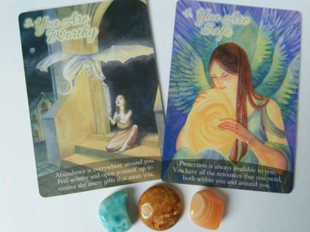 The Self-Love Oracle Forecast: February 13th- 19th, 2017: Reconnect with Earth