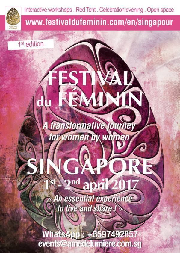 The Festival du Féminin in Singapore