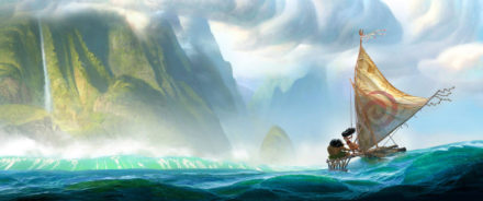 Identity, purpose and destiny in Disney's Moana