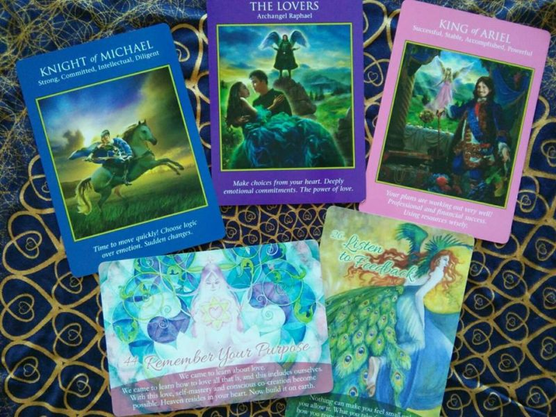 The Self-Love Oracle Forecast: March 6th – 12th, 2017: Marching Forward